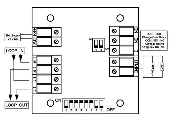 fire alarm control module wiring diagram  1999 kodiak