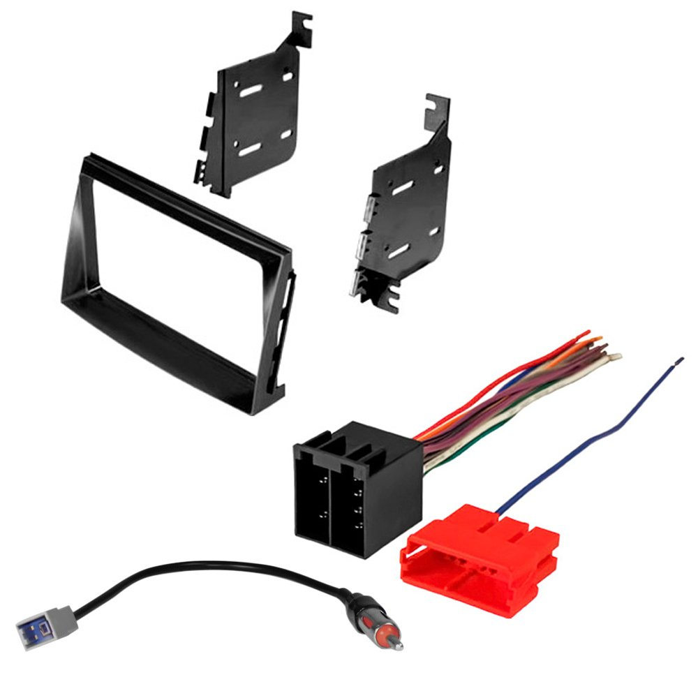 hight resolution of hyundai azera 2009 2010 2011 car stereo radio cd player receiver install mounting kit wire harness