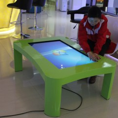Wooden Kids Chairs Wheel Chair Price In India 32 42 Inch Interactive Touch Table For Schools - Buy Screen Coffee Table,touch ...
