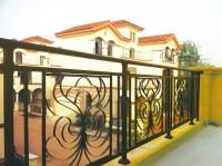 Ornamental Wrought Iron Veranda/iron Balcony Fence ...