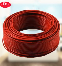 dagang cable 0 75mm2 house wiring h05v u electrical cable [ 1000 x 1000 Pixel ]