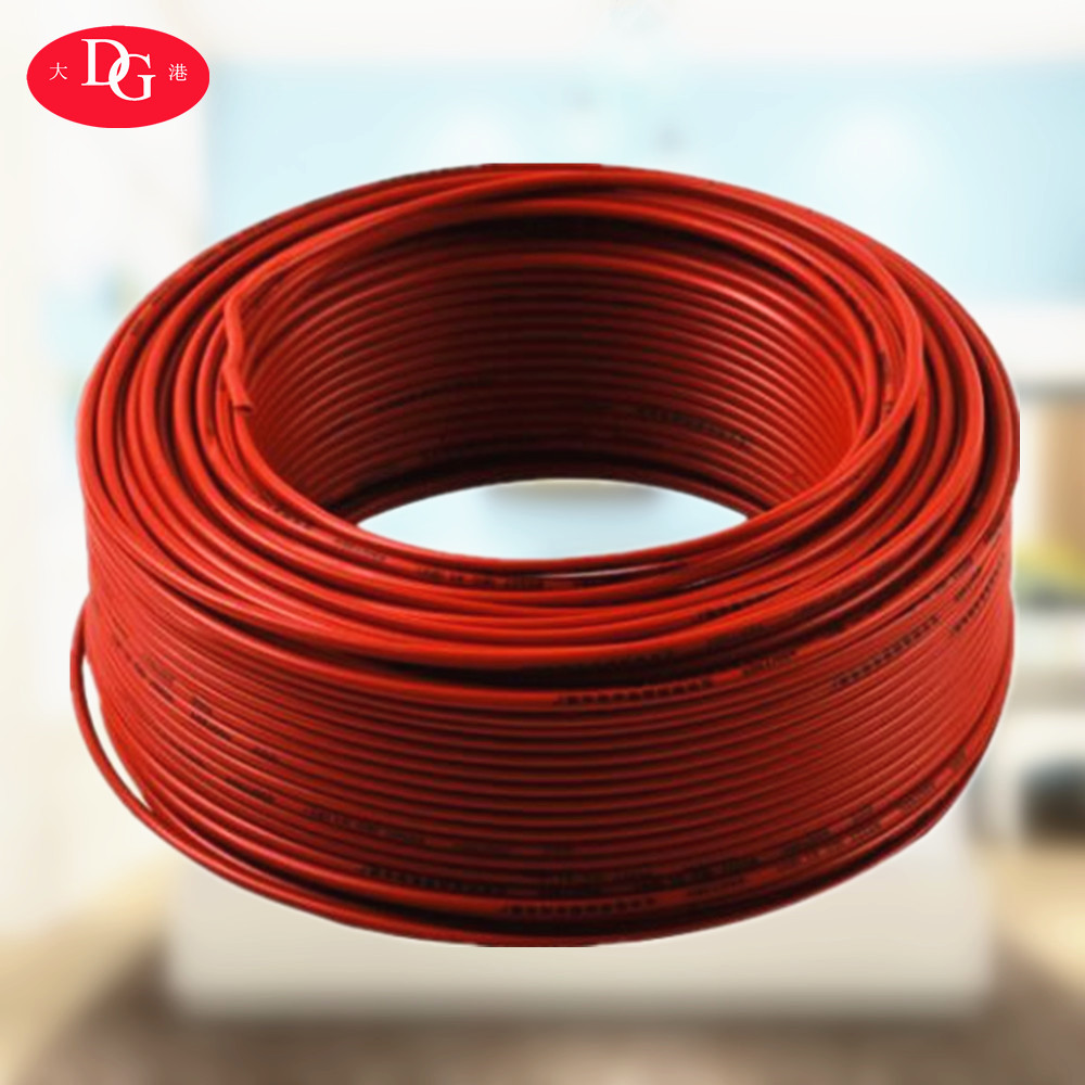 hight resolution of dagang cable 0 75mm2 house wiring h05v u electrical cable