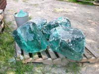 Landscaping Large Glass Rocks - Buy Decorative Glass Rocks ...