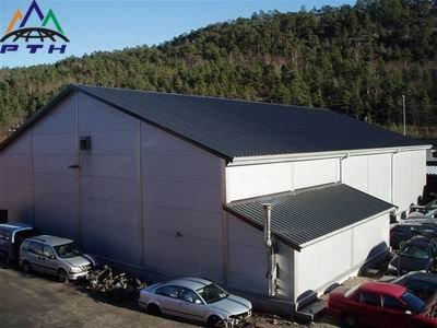 first building we deleved