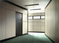 Movable Wooden Acoustic Soundproof Office Partition Walls ...