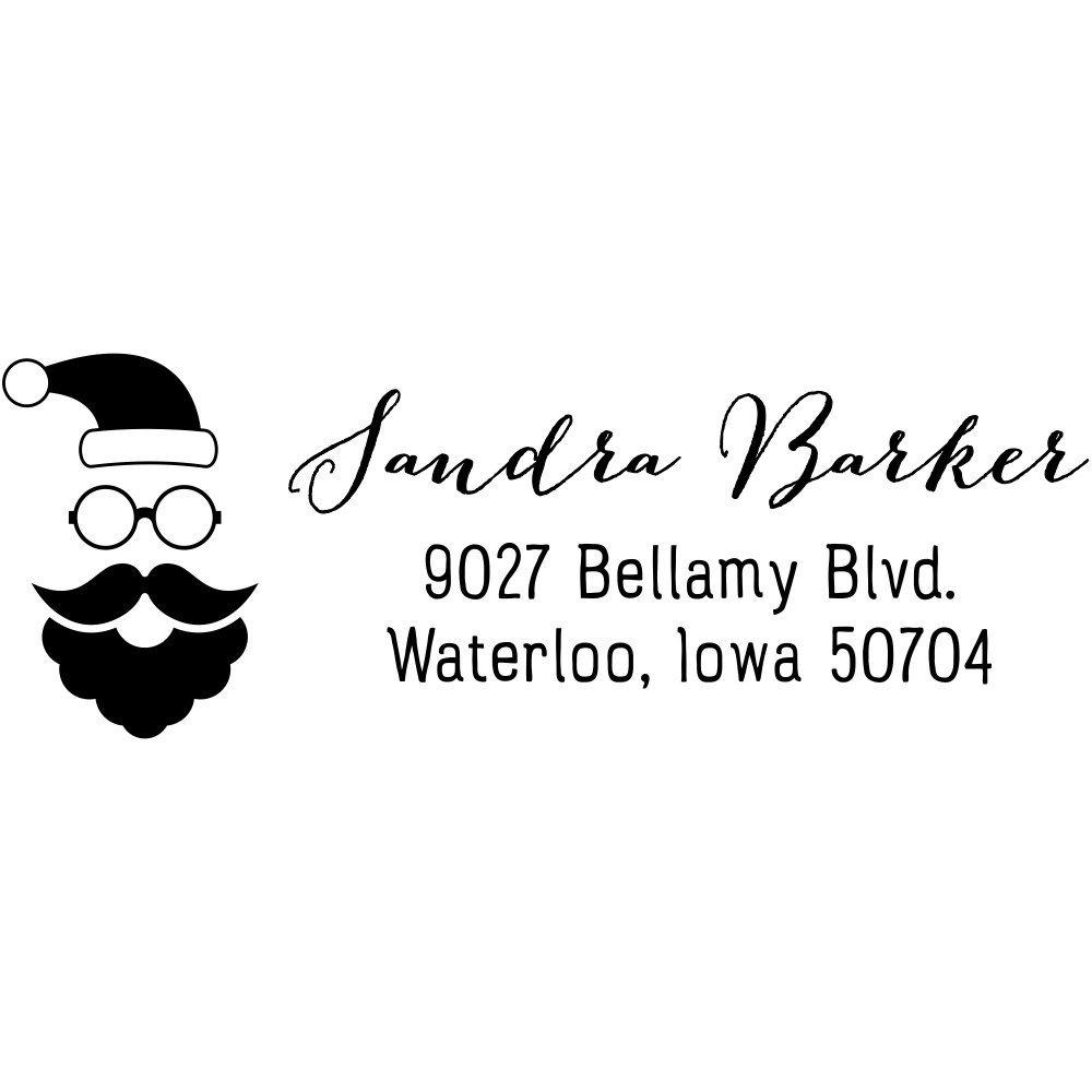 buy hipster santa return