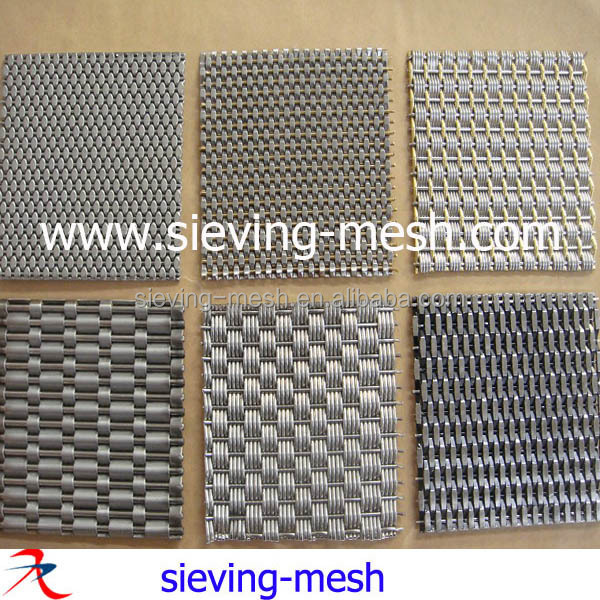 Decorative Architectural Mesh Wall Cadding Factory