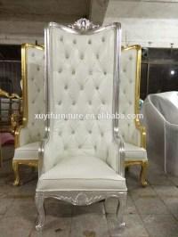 Elegant Royal Wedding King Chair Made In Guangdong - Buy ...
