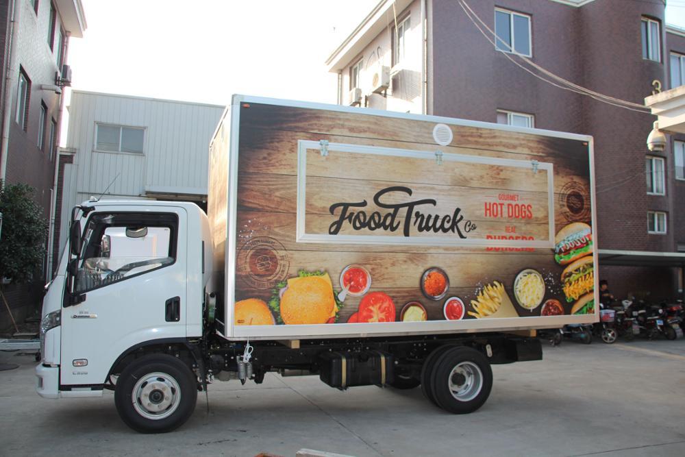 Mobile Used Food Trucks For Sale Australia  Buy Used Food