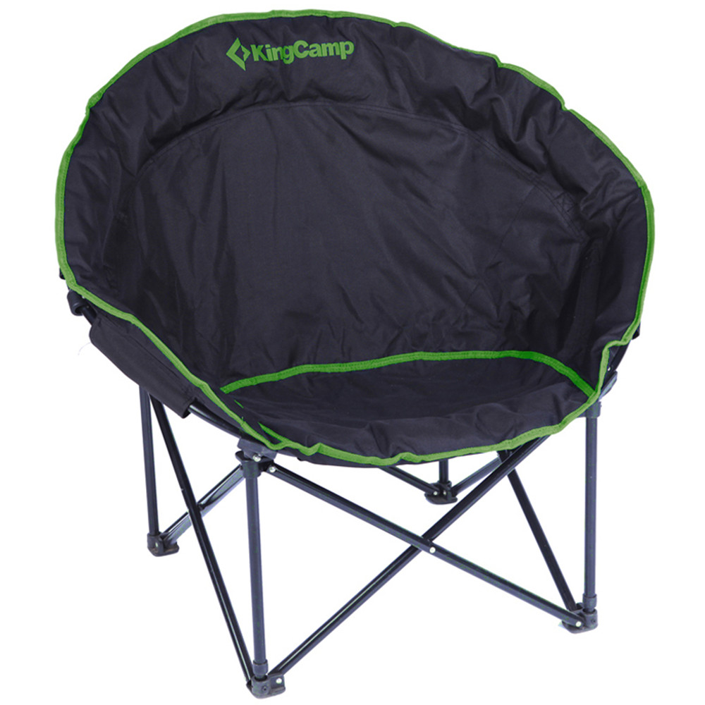 comfortable camping chairs brentwood originals chair pads cheap quality hot sale beach find get quotations fashion leisure moon folding kingcamp portable fishing 84x70x40cm