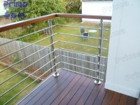 Modern Balcony Stainless Steel Railing Design With High ...