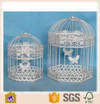Cheap Antique Large Garden Decor Metal Bird Cage For Sale