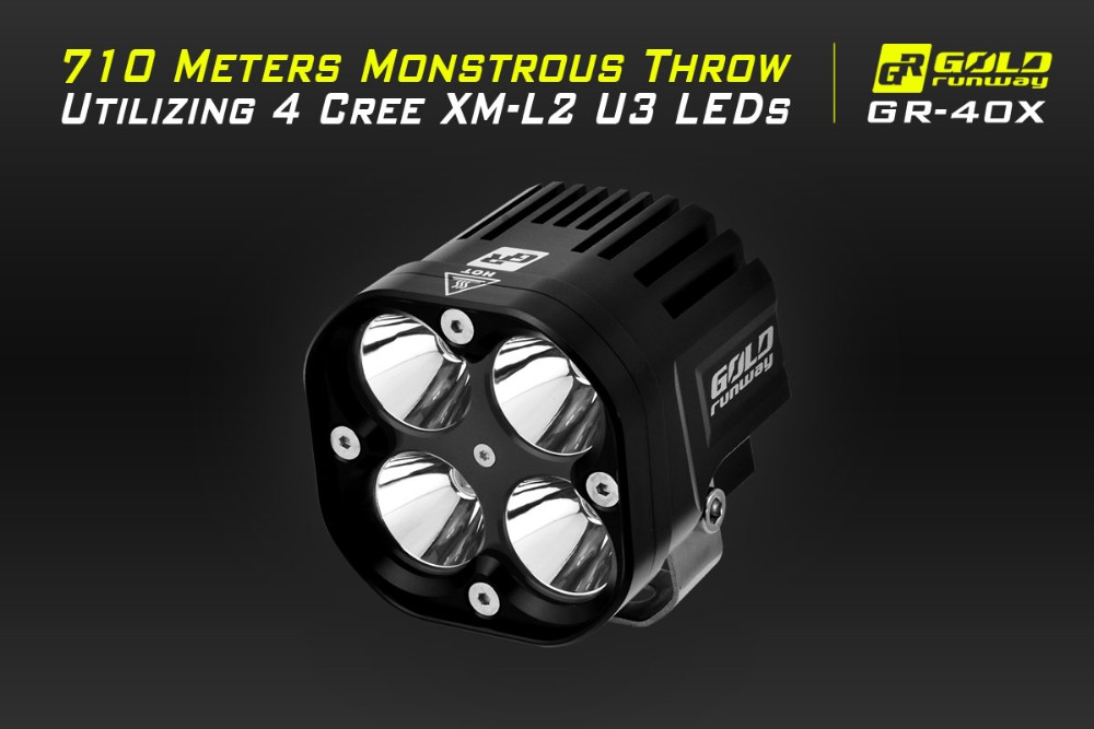 Motorcycle Led Driving Lights