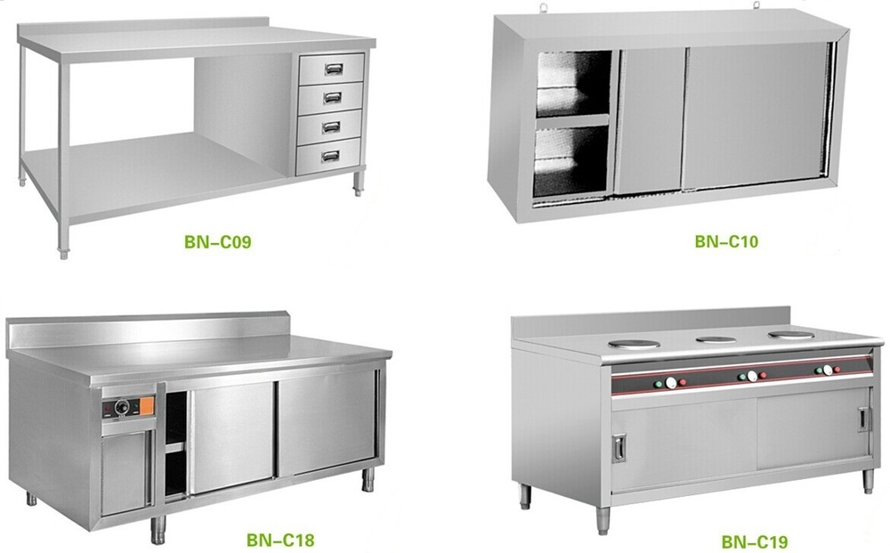 Cabinet Kitchens Restaurant Equipmentstainless Steel Kitchen Cabinets With Drawers Buy