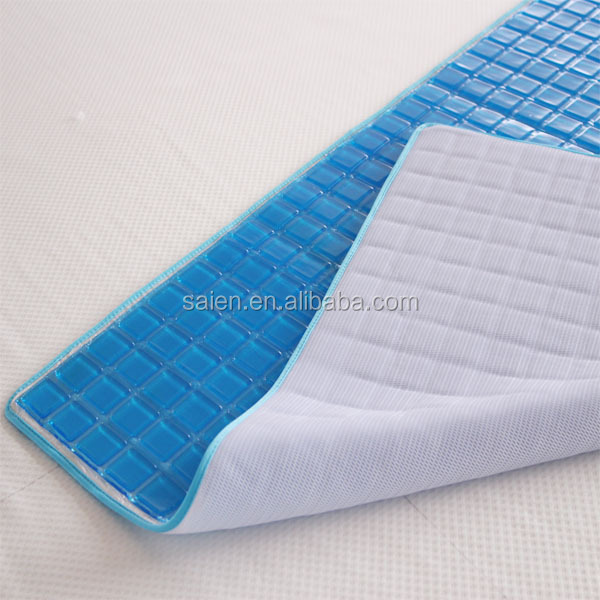 Purple Color Soft Cooling Polyurethane Gel Pad  Buy