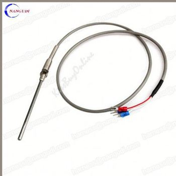 Custom Design Ds18b20 Temperature Sensor Probe With 1m 3m