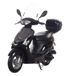 get quotations icebear 49cc 50cc street legal moped scooter gas powered pmz50 4 black [ 1024 x 768 Pixel ]