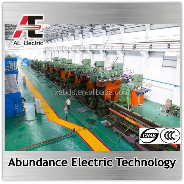Hot Rolling Mill Induction Furnace For Heating Steel