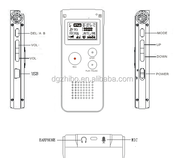 Cell Phone Call Recorder,Mobile Conversation Recording
