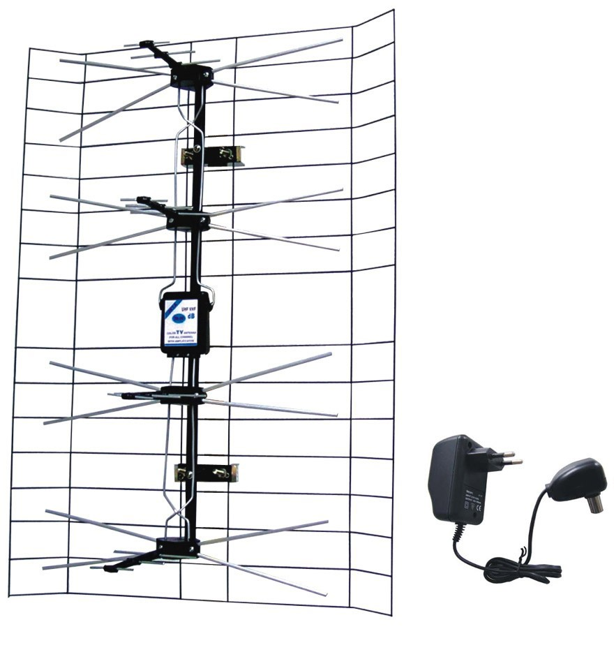 hight resolution of cct digital hdtv uhf outdoor tv antenna syn 003 xinxidi