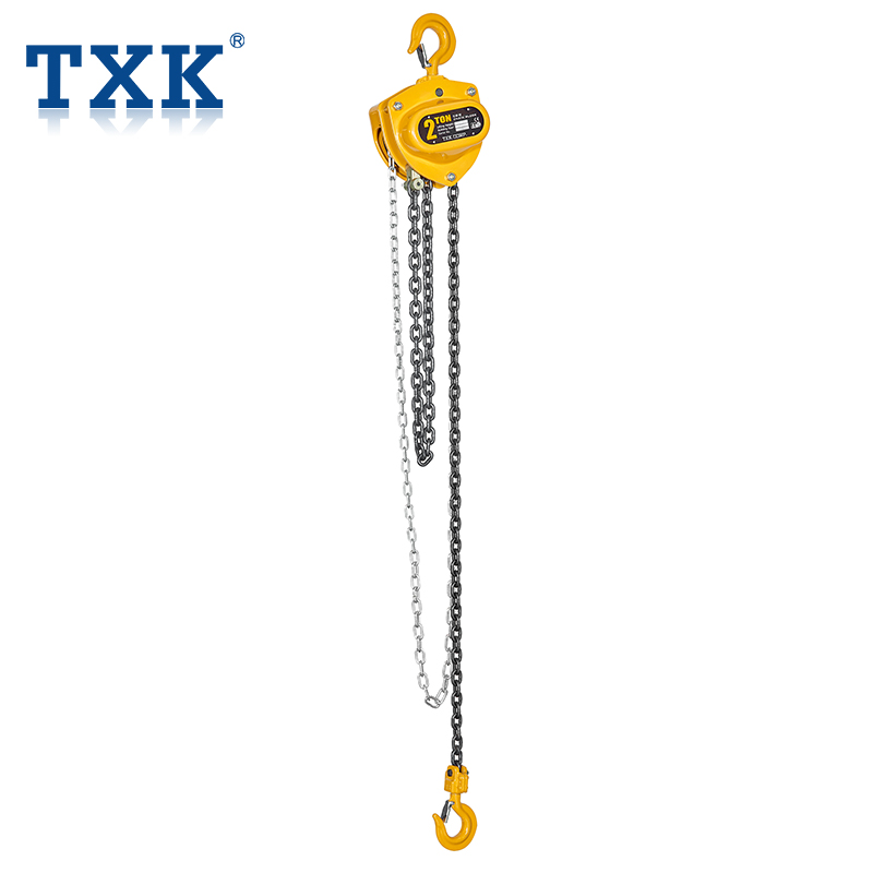 1-20t Hand Chain Hoist/ Txk Manual Pulley Chain Hoist/ Txk