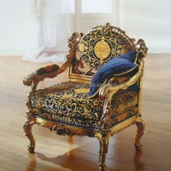 Old World Style Living Room Furniture Mattress Sofa Royal Elegant Golden Chair With Well Designed Fancy Fabrics Bf11 08171a