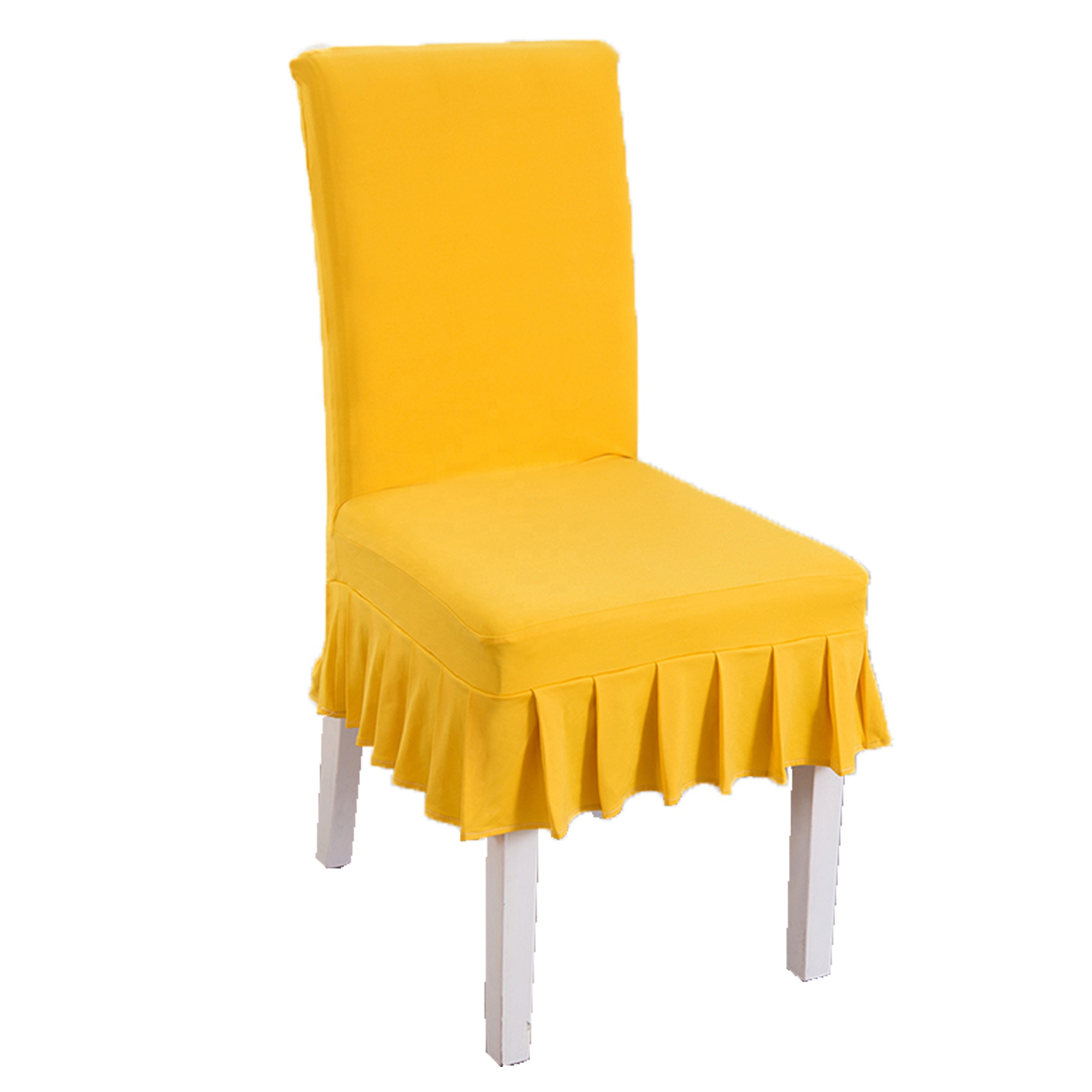 Yellow Chair Covers Spandex Banquet Chair Covers Cheap Half Yellow Chair Cover Skirt Buy Chair Cover Skirt Cheap Half Chair Cover Spandex Banquet Chair Covers Product