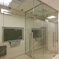Double Glass Office Doors For Interior - Buy Glass Office ...