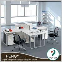 Lowest Price Office Furniture T Shaped 2 Person Office ...