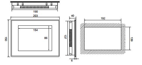 Residential Electrical Meter Wiring Diagram, Residential
