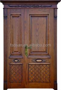 Entrance Wooden Bali Teak Wood Carving Doors Design - Buy ...