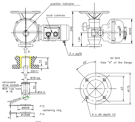 Single / Double Seat Valve,Attemperating Water Valve