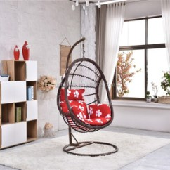 Hanging Chairs With Stand For Bedrooms Farm Style Park Bedroom Hammock Swing Bamboo Chair Iron Steel Base Double Seats Egg