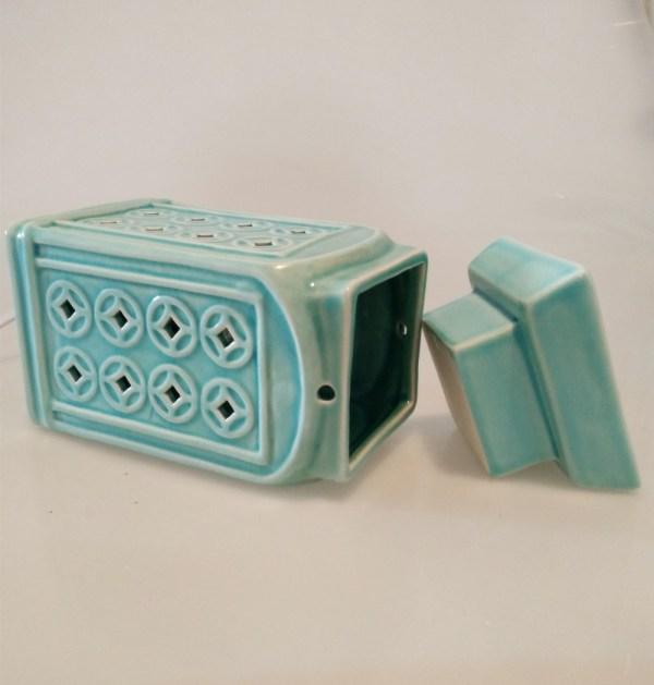 Electric Ceramic Wax Tart Warmer 220v Oil Burner
