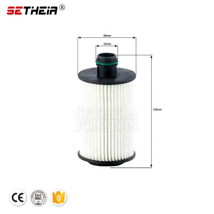 Oil Filter For Chevrolet Captiva/cruze/orlando Oe 95599740