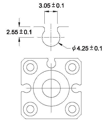 CHELIC Type Magnetic Switch CS-9D, View CS-9D, BETRE/OEM