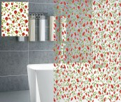 custom printed shower curtains