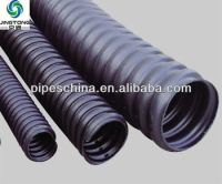 100mm 150mm Plastic Pipe For Electrical Cable Protection ...