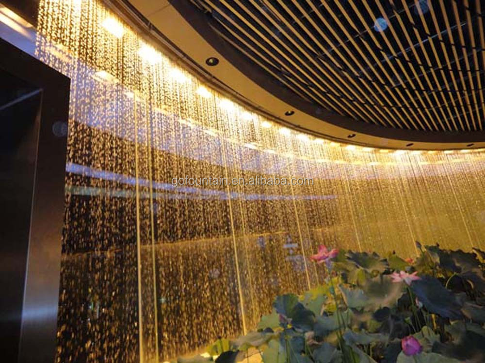 Digital Water Curtain Water Writing Fountain Graphical