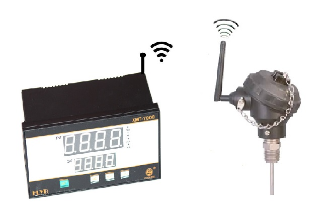 Isolated Temperature Sensor