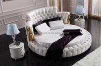 Saudi Arabic Round Bed