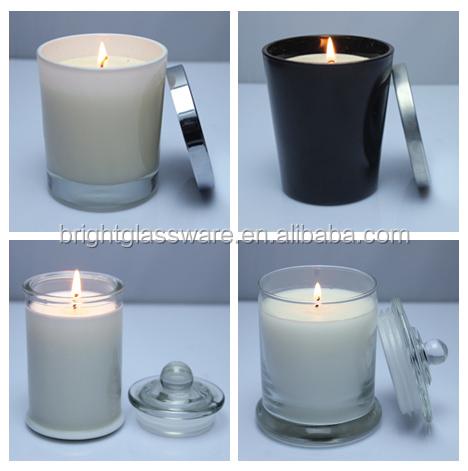 High Quality Glass Candle Jar Storage Jar With Lid Wholesale Hot Selling  Buy JarCandle Jar