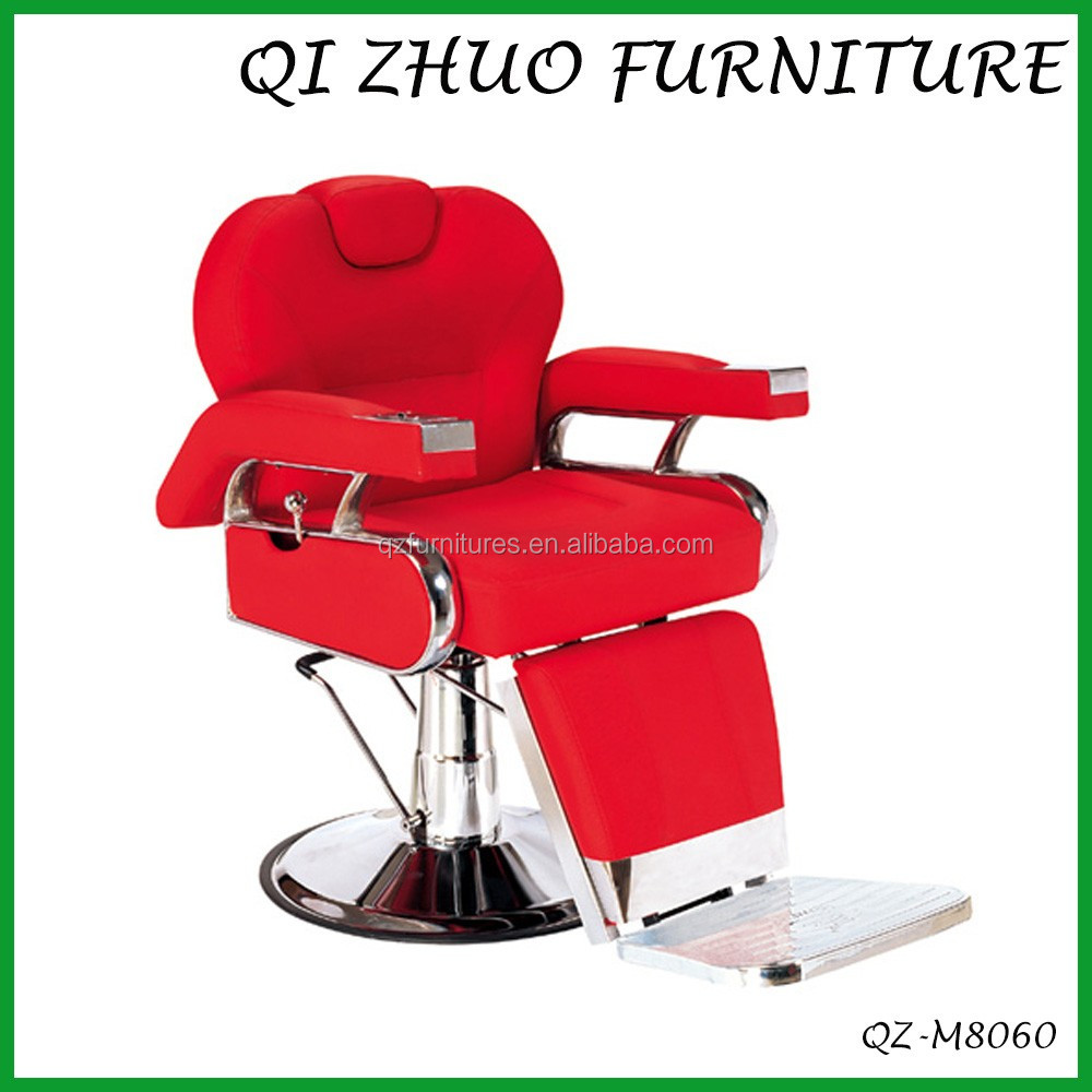 Red Barber Chair Red Color Barber Chairs For Men Hot Sale Styling Salon Chair Qz M8060 Buy Barber Chairs Barber Shop Chairs For Sale Old Style Barber Chair Product