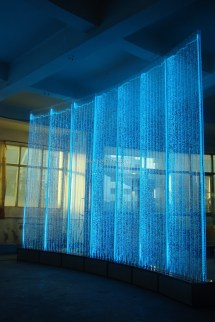 Led Water Bubble Wall Wedding Stage Event Stand