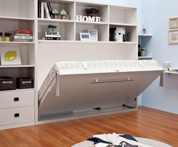 Wall Bed Murphy Bed,Bedroom Furniture,Kids Furniture Smart