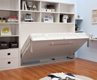 Wall Bed Murphy Bed,Bedroom Furniture,Kids Furniture Smart ...