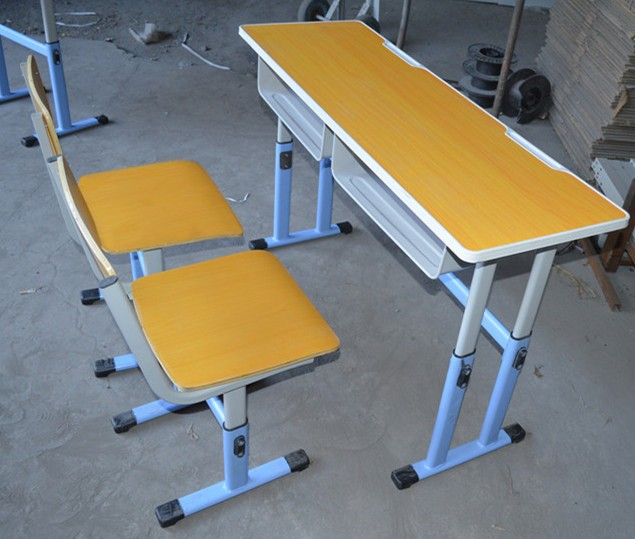 Cheap Attached Comfortable School Classroom Children