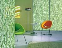 Semi-transparent Resin Exterior Decorative Plastic Wall ...