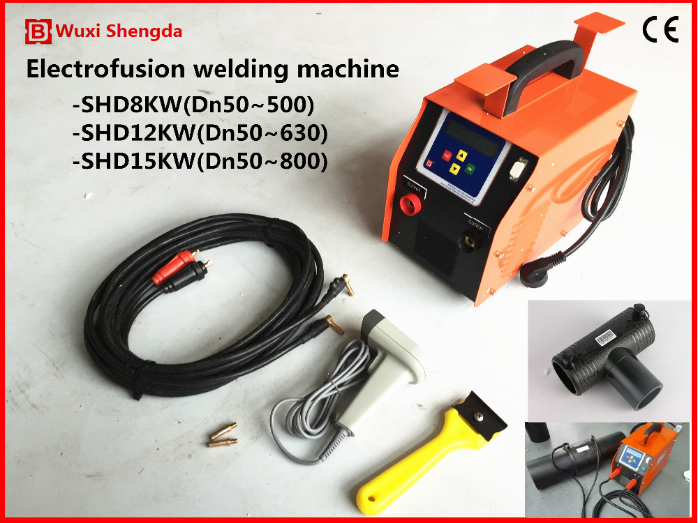 Máquina De Solda Por Eletrofusão Wuxi Shengda 15kw Electra 800 - Buy Máquina De Solda De Fusão Elétrica.Máquina De Solda De Eletrofusão ...
