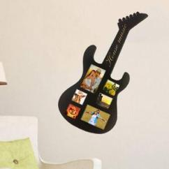 Guitar Shaped Chair Turquoise Wingback Slipcover Photo Frames Suppliers And Manufacturers At Alibaba Com